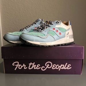 Saucony Shadow 5000 Extra Butter Mint Sneakers